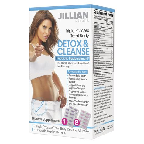 Jillian Cleanse And Detox by Upc 851659002125 Jillian Detox Cleanse Plus