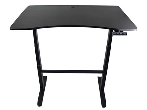 electric stand up desk electric stand up desk or chair