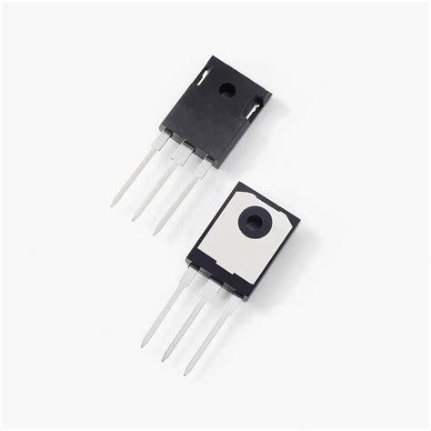 power semiconductors littelfuse lfuscd20065b series sic schottky diode discretes silicon