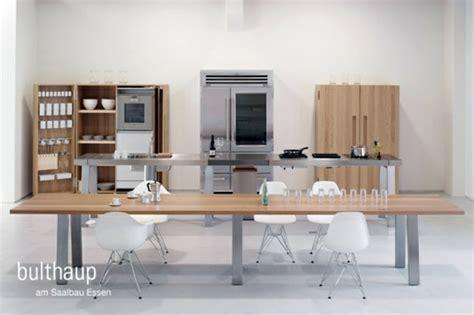 Open Cabinets modern kitchen workshop bulthaup b2 interior design