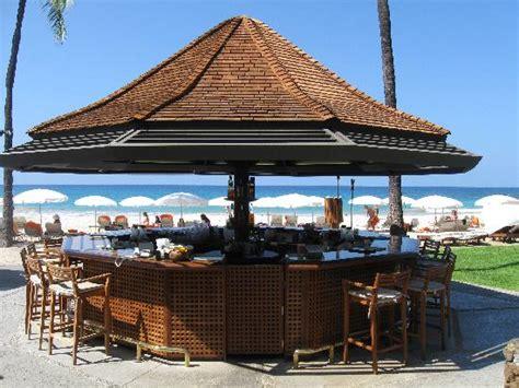 top 10 beach bars in the world mauna kea beach hotel vs fairmont orchid island of hawaii forum tripadvisor