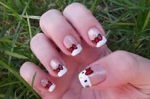 easy and cute nail art designs