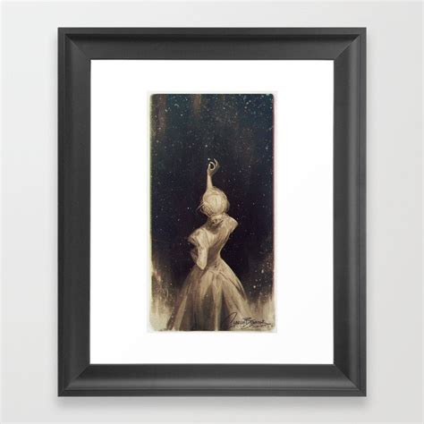 in framed artwork the astronomer framed print by charliebowater