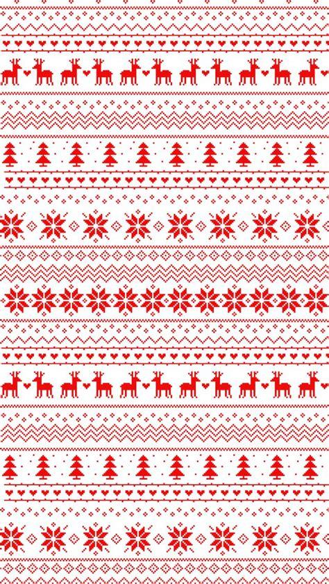 christmas pattern we heart it best 25 christmas wallpaper ideas on pinterest iphone
