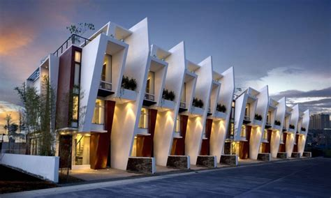 imagenes abstractas arquitectura townhouse by buensalido architects vnorte