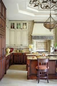 Mediterranean Kitchen Cabinets by The Blue Brick Interior Design Blog