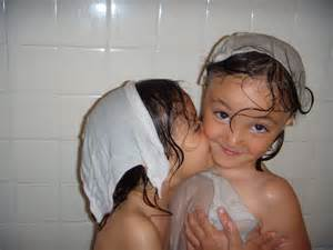 two girls having sex in bathroom celine and sofia have most fun when taking a bath