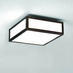 astro lighting mashiko 200 0993 bronze bathroom ceiling light