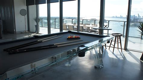 Crystal Glass Pool Table Glass Pool Table With Ideal Glass Pool Table