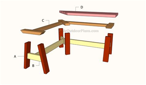 corner bench plans bench plans diy small entry bench plans step 7 better