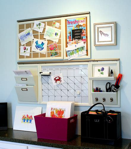 Home Office Organization Tips | home office organization and storage tips pegboards and