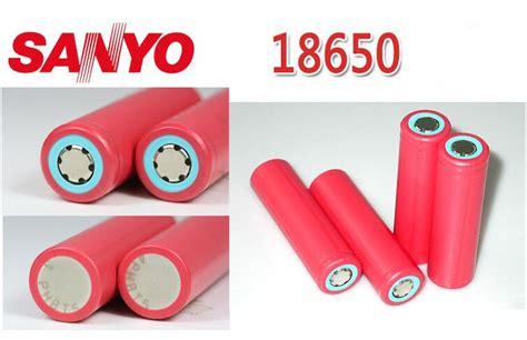 Baterai Sanyo 18650 2800mah Battery Cas 18650 2800mah Original 1 3 6v 2600mah rechargeable b lithium battery for sanyo 18650 battery buy 3 6v 2600mah lithium