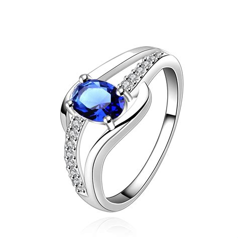 sale free shipping 925 silver ring 925 silver fashion