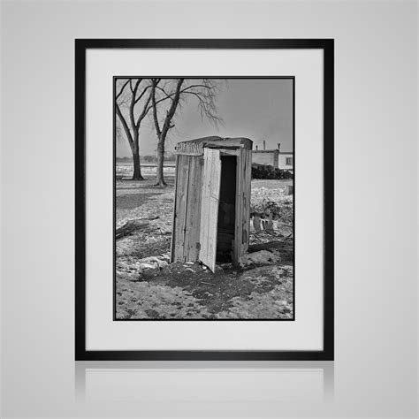 framed bathroom wall art bathroom wall art matted and framed vintage outhouse photo