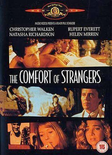 Comfort Strangers 1990 Film The Comfort Of Strangers Movie Review 1991 Roger Ebert
