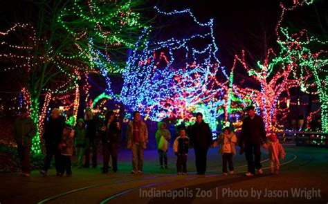 indy zoo christmas lights indiana s best holiday lights displays page 3 of 6 my