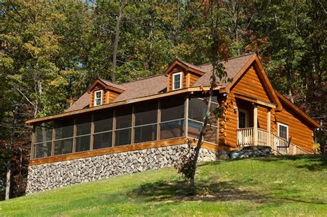 Cabin In Woods For Rent by Cozy Virginia Cabins Virginia Is For