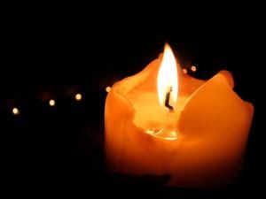 candela virtuale interpretazione della fiamma delle candele centro