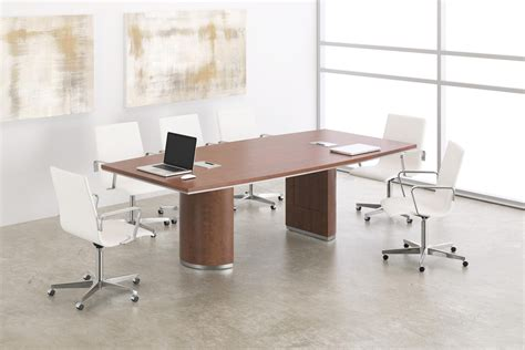 Deskmakers Conference Tables Deskmakers Boat Shape Conference Table Arenson Office Furniture