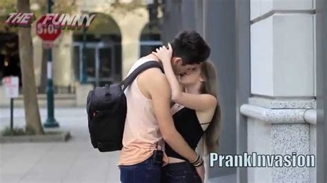 kiss prank tutorial image gallery kissing pranks hard