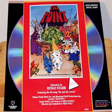 ringo starr the point the point laserdisc rare laserdiscs rare laserdiscs