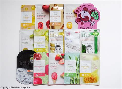 korea mask sheet korean mask sheet for skin masks for acne