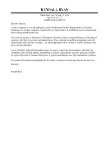 Cover Letter For Customer Service Representative by Leading Professional Customer Service Representative Cover