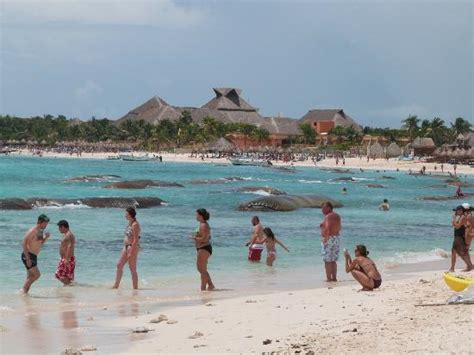 Gran Bahia Principe Tulum Hacienda Section by One Of The Beaches Picture Of Grand Bahia Principe Tulum