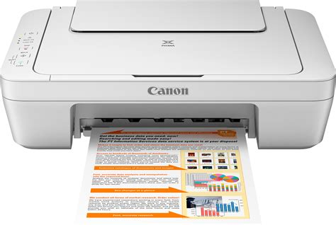 Printer Canon Mg2570 canon pixma mg2570 all in one inkjet printer canon