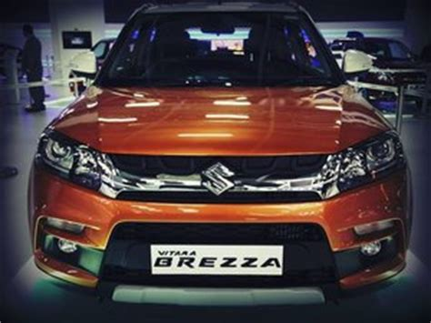 maruti vitara brezza vdi on road price, features, specs