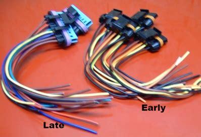 powerstroke valve cover gasket wiring harness