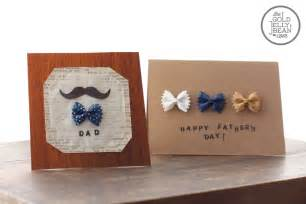 diy s day cards with bow tie pasta the gold jellybean