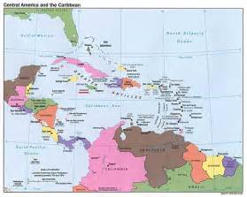 south america islands map central american and caribbean islands map caribbean