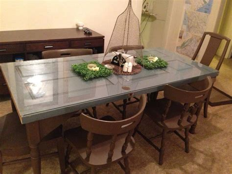 Dining Room Tables Made Out Of Doors Made Our Dining Room Table Out Of An Door For The