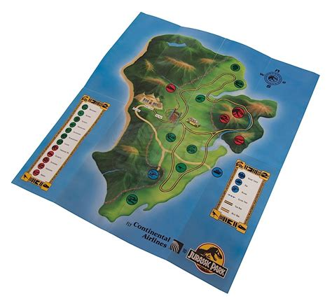 jurassic park map jurassic park map and furniture