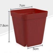 Pot Bunga Vanda 750 Merah Bata pot bunga vanda 1750 merah bata 12 pcs bibitbunga