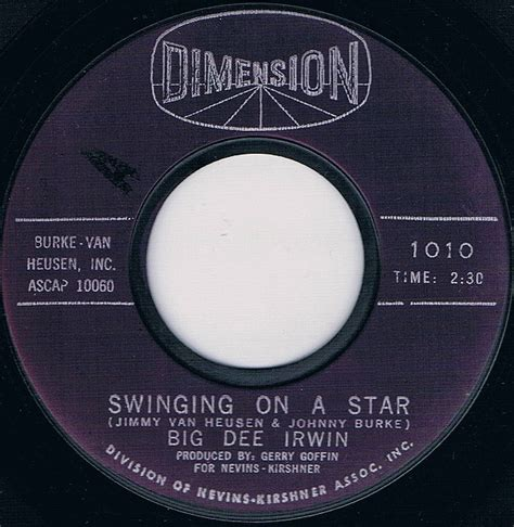 swinging on a star big dee irwin yahoo 06 may 2012 r b doo wop 洋楽 teen sound for