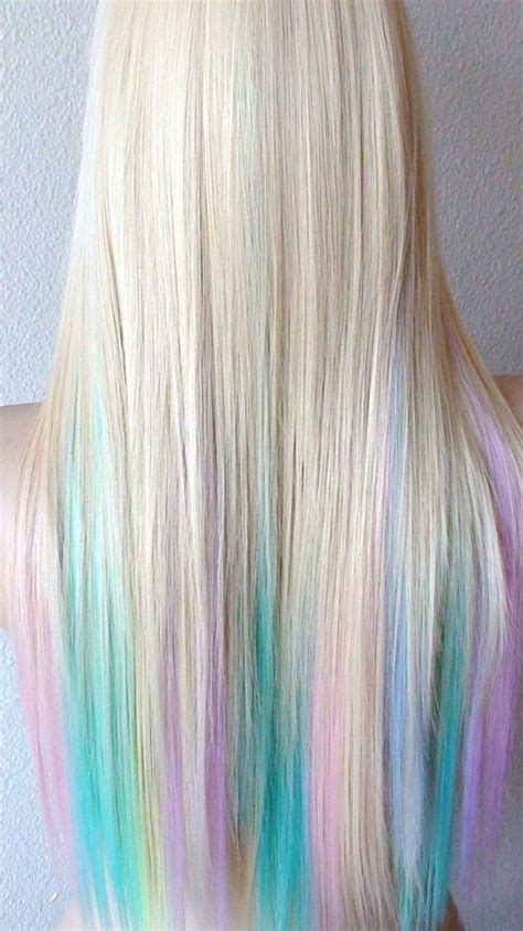 what are good colors to use for highlights and low lights for redhair blonde pastel colored hair wig fairy princess wig long