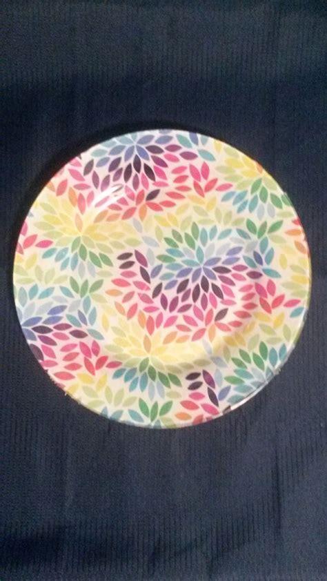 decoupage plates decorative decoupage plates