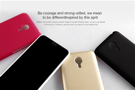 Nillkin Frosted Shield Matte Cover Meizu M2 Note Emas original nillkin frosted shield matt end 4 17 2018 4 28 pm