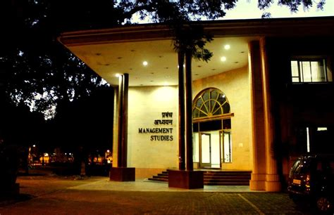 Iit Roorkee Mba 2017 by Department Of Management Studies Indian Institute Of