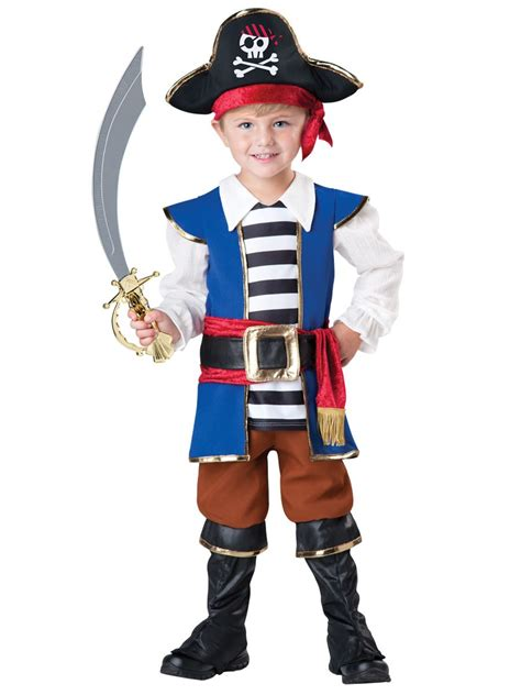 kids pirate boy toddler deluxe costume 47 99 the
