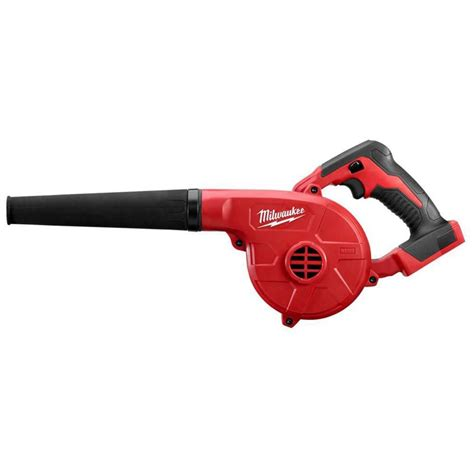 milwaukee tool m18 compact blower bare tool the home