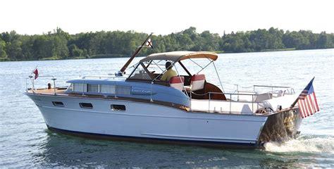 boat loans buffalo ny 1956 chris craft futura power boat for sale www