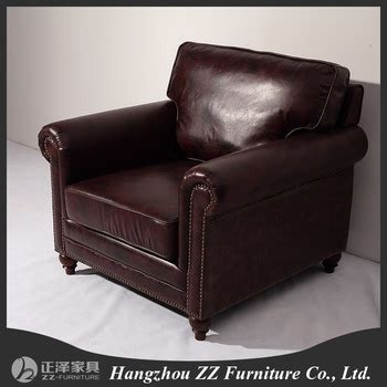 french style leather sofa french style provincial 1 seat leather sofa buy singel