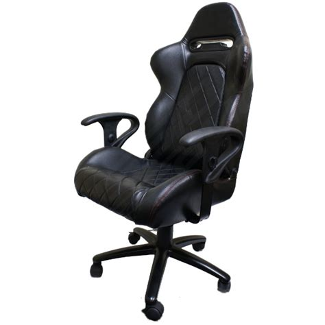 Car Seat Office Chair by Luxury Executive Black Car Seat Office Desk