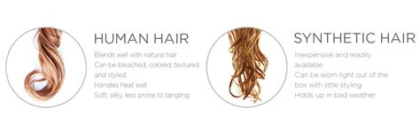 synthetic hair vs real human hair extensions 101 luxeremi