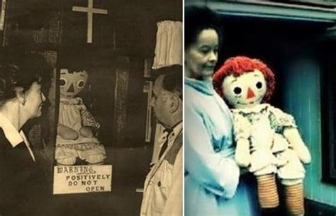 lorraine warren y annabelle doll livestream of the real annabelle doll why ed