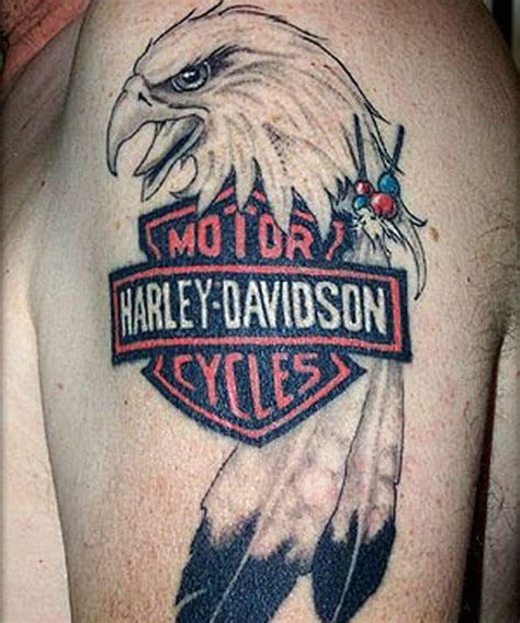 tattoo pictures harley davidson 30 oustanding harley davidson tattoos creativefan