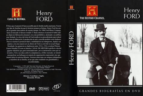 henry ford biography for students car 225 tula caratula de canal de historia grandes biografias